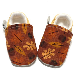 Fall Baby Shoes