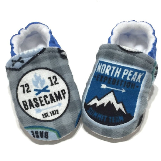 Expedition Baby Shoes