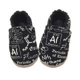 Science Baby Shoes