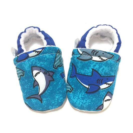 Shark Baby Shoes
