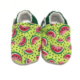 Watermelon Baby Shoes