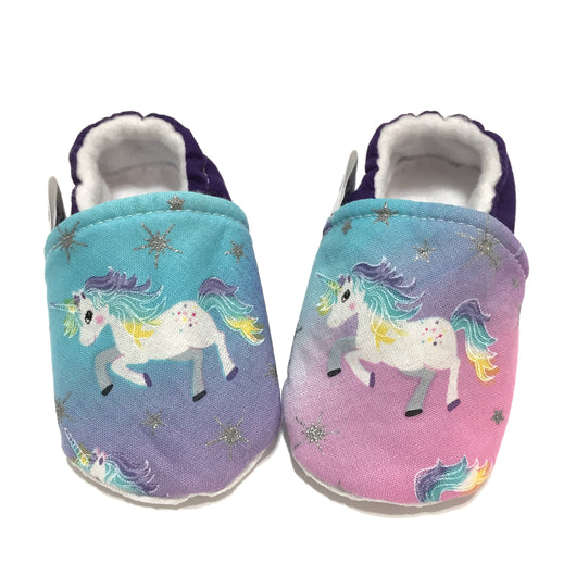 Unicorn Baby Shoes
