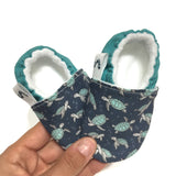 Turtle Baby Shoes