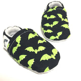 Bat Baby Shoes for Halloween