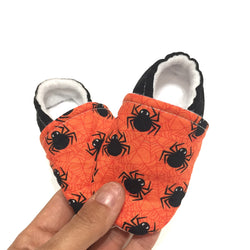SPIDER BABY SHOES for Halloween