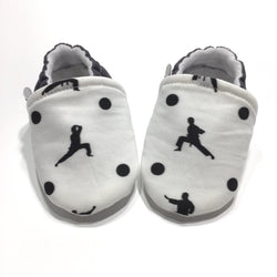 Martial Arts Baby Shoes