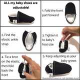 Hockey Baby Shoes