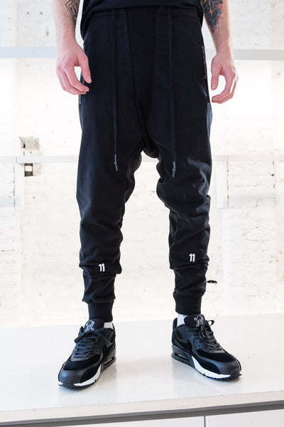 11 by Boris Logo & Type Joggers