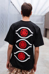 Perks and Mini: Eye Eye Tee (Black) P.A.M. - Nowhere