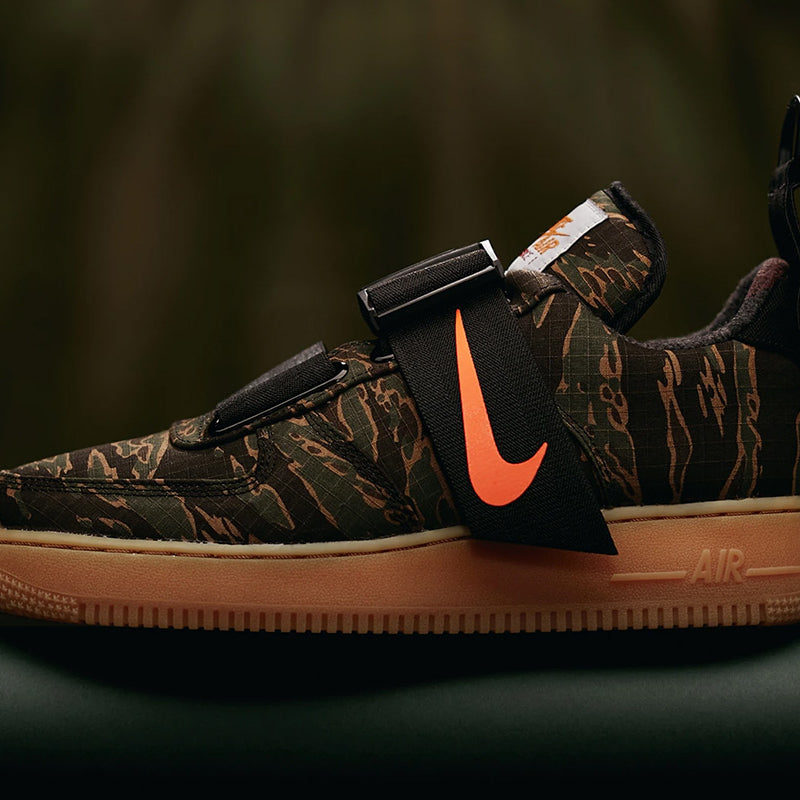 Nike X Carhartt: Air Force 1 UT Low Prm WIP Nike - Nowhere