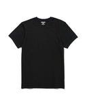 Neighborhood: Classic 3 Pack/C-Crew S/S Underwear Tees (Black) Neighborhood - Nowhere