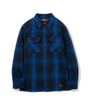 Neighborhood: B&C/C-Shirt L/S (Blue) Neighborhood - Nowhere