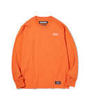 Neighborhood: Classic-P/C-Crew L/S Tee (Orange) Neighborhood - Nowhere