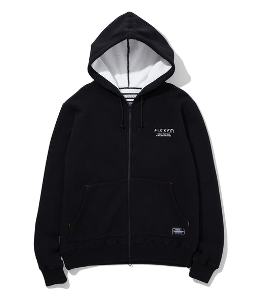 Neighborhood: S&W / C-Zip Hoodie Neighborhood - Nowhere