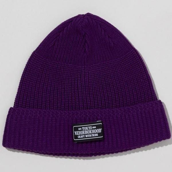 Neighborhood: Beanie JEEP / AW-CAP (Purple) Neighborhood - Nowhere