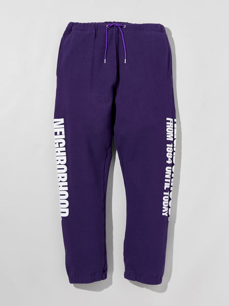 Neighborhood: NH Pants (Purple) SS19