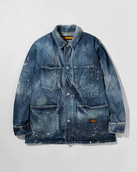 Neighborhood: NH Jacket (Indigo)