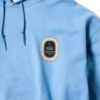 Magic Stick: Sticker P/O Hoodie (Light Blue) Magic Stick - Nowhere