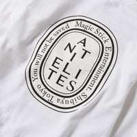 Magic Stick: Anti Elites Crew Sweat (White) Magic Stick - Nowhere