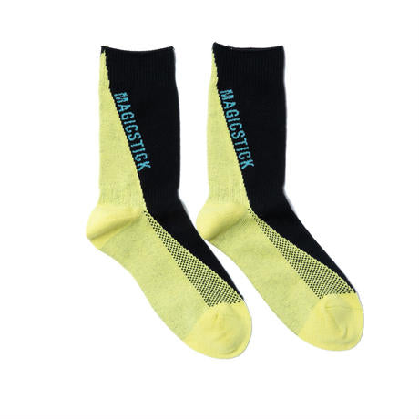 Magic Stick: The Socks (Black/Volt) Magic Stick - Nowhere