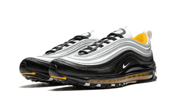 Nike: Air Max 97 (Black/White/Amarillo) Nike - Nowhere