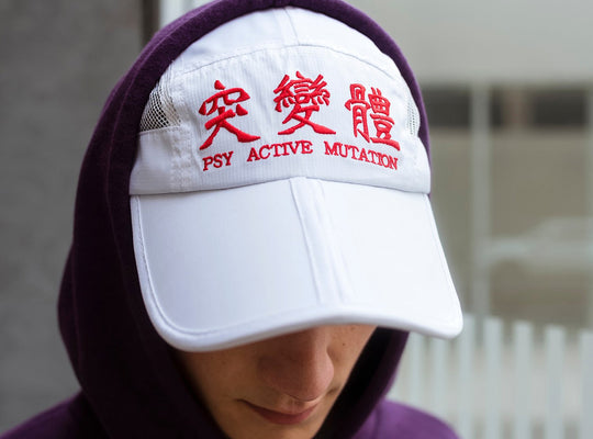 Perks and Mini: Din Dong Tech Cap (White)