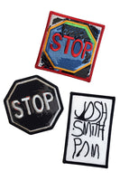 Perks and Mini: Multi Josh Smith Patches P.A.M. - Nowhere