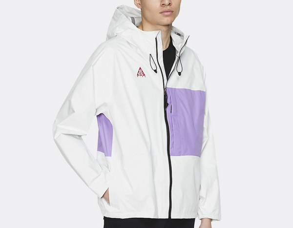Nike ACG: Anorak (Summit White/Space Purple)