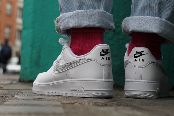 "Nike: Air Force 1 '07 LV8 ""Just do it"" Nike - Nowhere"