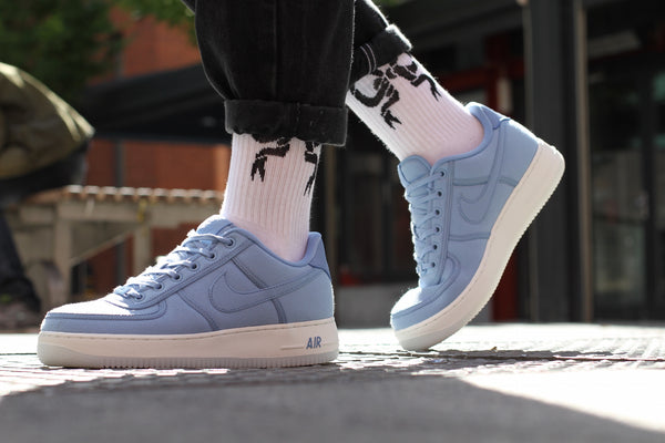 Nike: Air Force 1 Low Retro QS Canvas (December Sky) Nike - Nowhere