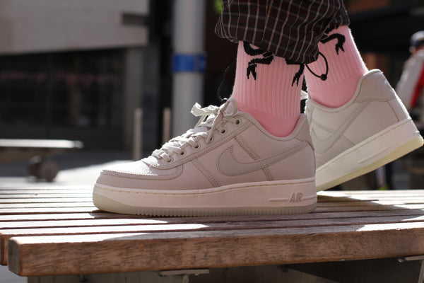 super popular 18a1b a85ff Nike  Air Force 1 Low Retro QS Canvas (Light Bone) Nike - Nowhere