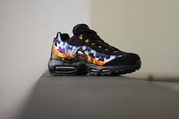 Nike: Air Max 95 ERDL Party (Black) Nike - Nowhere