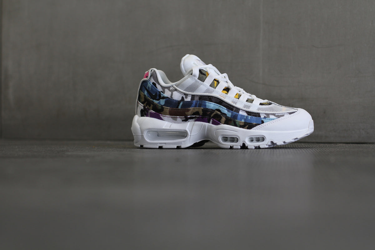 new concept 6c7fa 3ee5a Nike  Air Max 95 ERDL Party (White) – Nowhere
