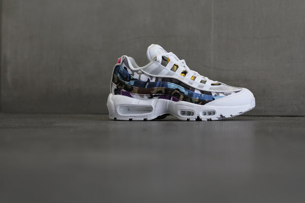 Nike: Air Max 95 ERDL Party (White) Nike - Nowhere