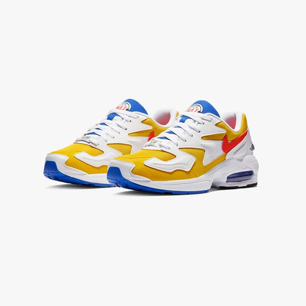Nike: Air Max2 Light (University Gold/Flash Crimson/Racer Blue)