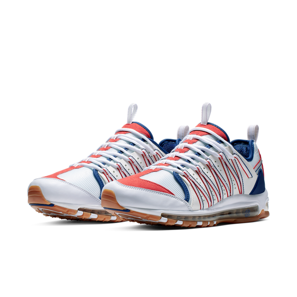 NikeLab X CLOT: Air Max 97/Haven SP (White/Sail/Deep Royal Blue)