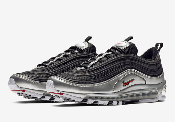 Nike: Air Max 97 QS (Silver) Nike - Nowhere