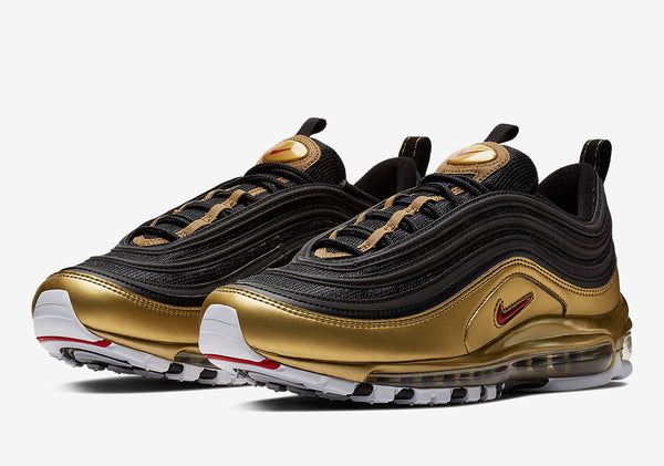 Nike: Air Max 97 QS (Gold) Nike - Nowhere
