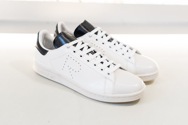 Adidas X Raf Simons Stan Smith Chalk