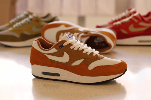 Nike: Air Max 1 Curry OG Nike - Nowhere