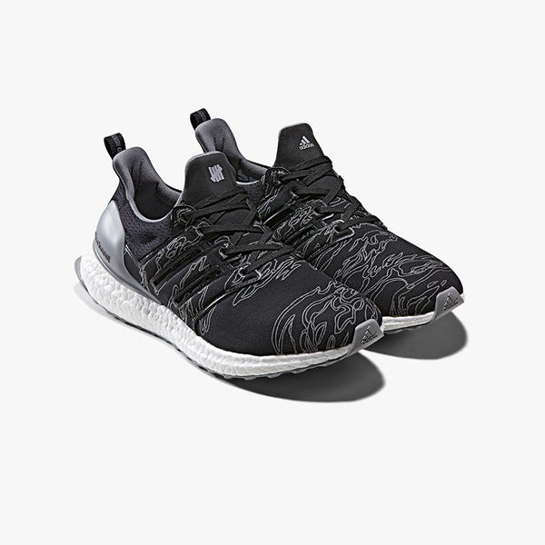 Adidas X Undefeated: Ultraboost (Black) Adidas X Undefeated - Nowhere