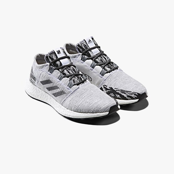 Adidas X Undefeated: Pureboost Go Adidas X Undefeated - Nowhere