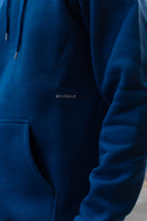 Soulland: Logic Wallance Hoodie (Blue)
