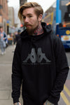 Kappa Kontroll: Hoodie Set in Sleeve (Black) Kappa Kontroll - Nowhere