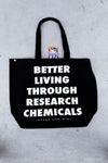 Perks and Mini: B.L.T.R.C. Tote Bag (Black)