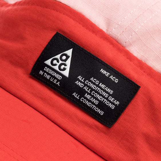 4a511ce87914c Nike ACG  Cap (Habanero Red Bleached Coral) – Nowhere