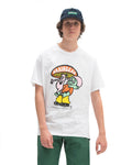 Brain Dead: Nevermind Tee (White) Brain Dead - Nowhere