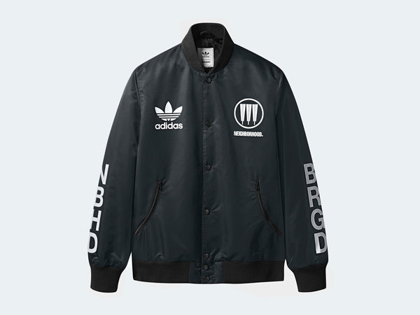 Adidas by Neighborhood: Stadium Jacket Adidas by Neighborhood - Nowhere