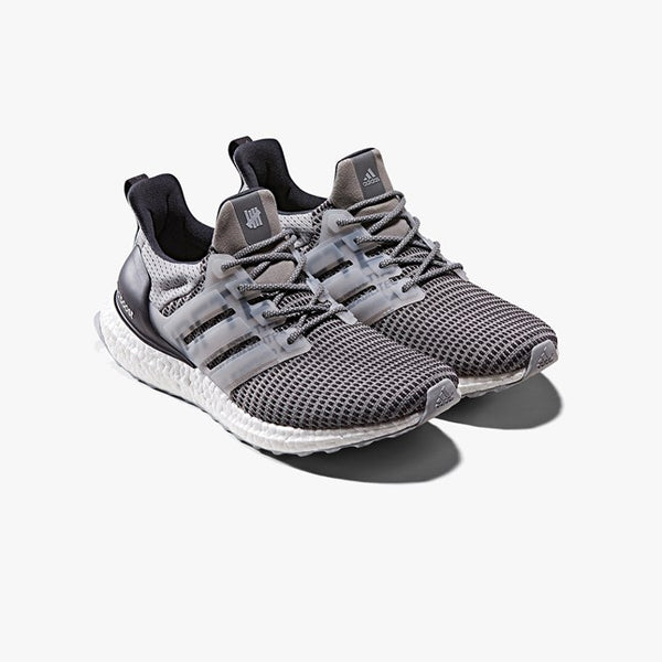 Adidas X Undefeated: Ultraboost (Clear Onix) Adidas X Undefeated - Nowhere