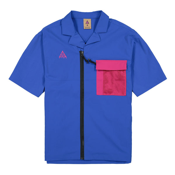 Nike ACG: NRG Top S/S (Game Royal/Sport Fuchsia)